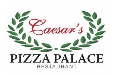 Caesar's Pizza Palace logo