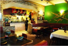 Jumbo Seafood interior