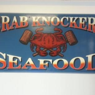 Crab Knockers Seafood logo