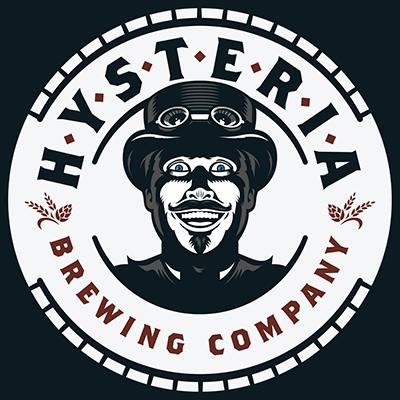 Hysteria Brewing Co. logo
