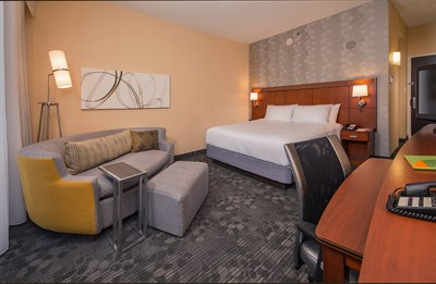 Courtyard by Marriott-New Carrollton room interior