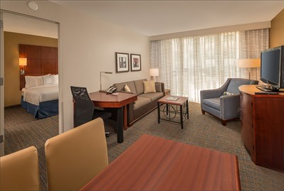 Residence Inn by Marriott-Bethesda Hotel Downtown interior