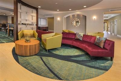 SpringHill Suites by Marriott-Gaithersburg interior