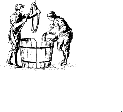 Blue Dyer Distilling Co. logo