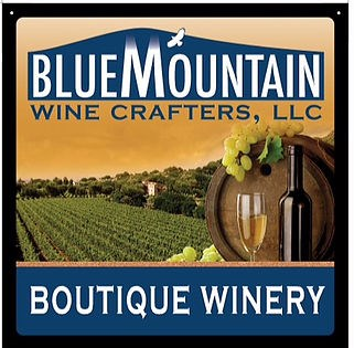 Blue Mountain Winecrafters logo