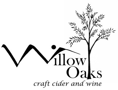 Willow Oaks Craft Cider and Wine logo