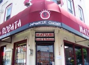 Matsuri Japanese Restaurant exterior
