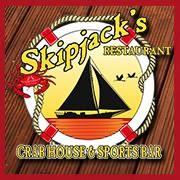 Skipjack's Crab House logo