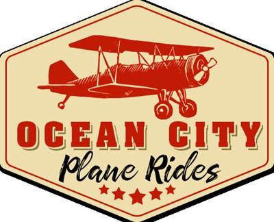 Ocean City Plane Rides Logo
