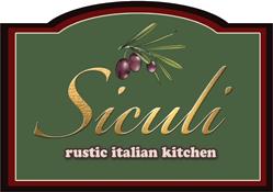 Siculi Rustic Italian Kitchen Logo