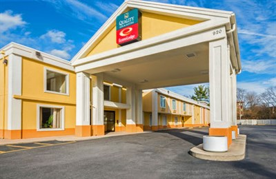 Quality Inn & Suites-Hagerstown exterior