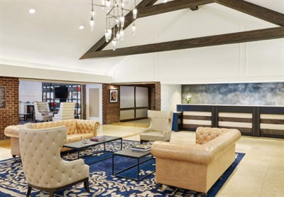 Delta Hotel by Marriott-Hunt Valley lobby