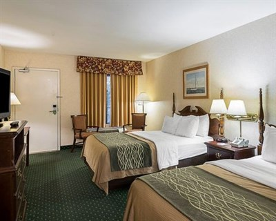 Quality Inn-Easton standard room