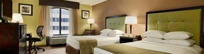 Interior room at Days Inn-Inner Harbor Hotel