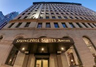 SpringHill Suites by Marriott-Baltimore Inner Harbor exterior view
