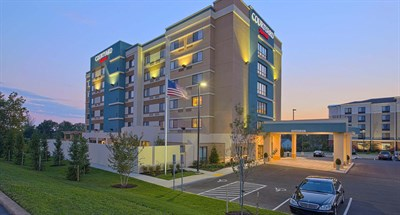 Courtyard by Marriott-Hagerstown exterior