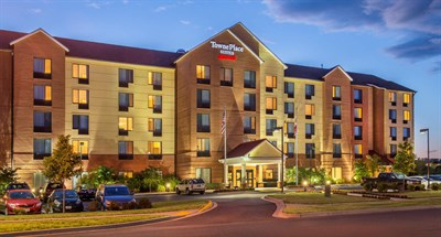 TownePlace Suites by Marriott-Frederick exterior