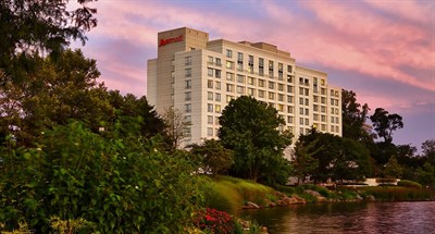 Gaithersburg Marriott Washingtonian Center exterior view