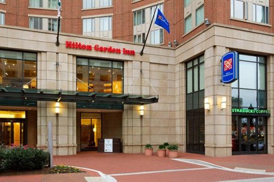 Hilton Garden Inn-Baltimore Inner Harbor exterior view