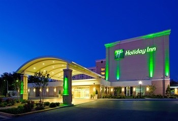 Holiday Inn-Gaithersburg exterior view