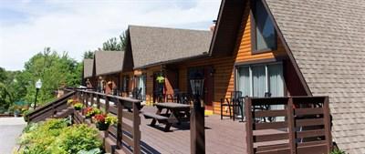 Inn at Deep Creek exterior view
