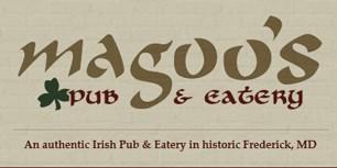 Magoo's Pub & Eatery signage