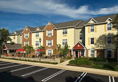 TownePlace Suites by Marriott-Gaithersburg exterior view