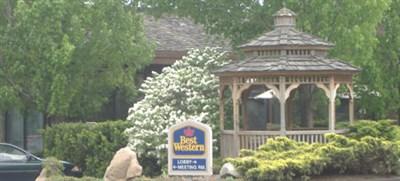 Best Western Braddock Motor Inn exterior view