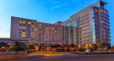 Bethesda North  Marriott Hotel & Conference Center exterior view