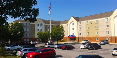 Candlewood Suites-BWI exterior view