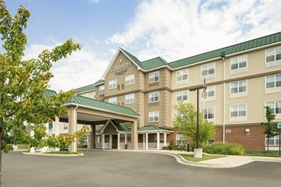 Country Inn & Suites-Baltimore North exterior view