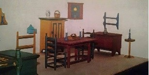 Antique furniture and goods