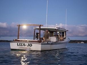 Stoney Cove Charter Boat