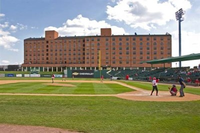 Courtyard by Marriott-Aberdeen at Ripken Stadium