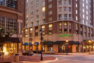 Courtyard by Marriott-Downtown/Inner Harbor exterior view