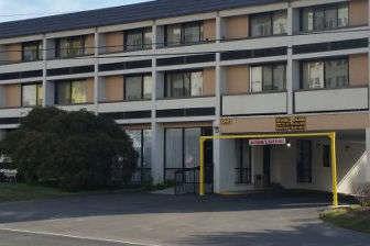 Days Inn-College Park exterior view