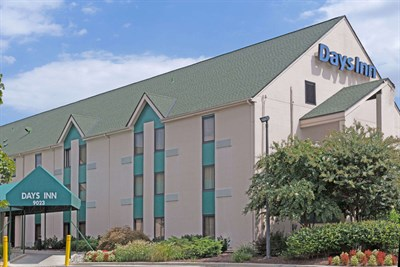 Days Inn-Lanham exterior view