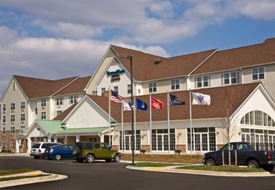 TownePlace Suites by Marriott-Joint Base Andrews exterior view