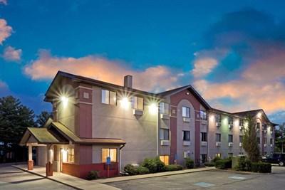 Super 8 Motel-Lexington Park exterior view