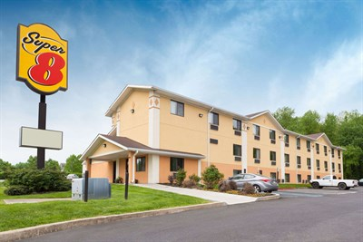 Super 8 Motel-Havre de Grace exterior view