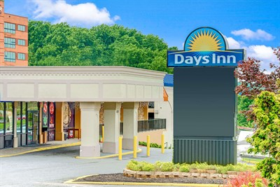 Days Inn-Towson exterior view