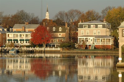 Photo of lovely waterfront in Chestertown