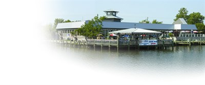 Brew River restaurant exterior view