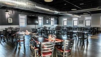 Conrad's Seafood Restaurant interior view