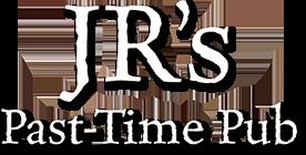 JR's Past-Time Pub logo