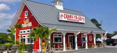 Crabs To Go exterior view