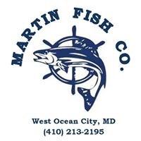 Martin Fish Co. logo