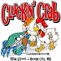 The Cluckin' Crab logo