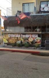 The Original Crabcake Factory exterior view