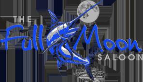 Full Moon Saloon logo